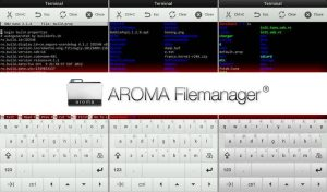 How To Flash Aroma File Manager On Your Android - DroidFunk
