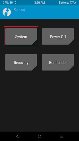 How to Root Realme X2 Using TWRP Recovery